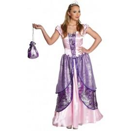 Déguisement princesse bella femme