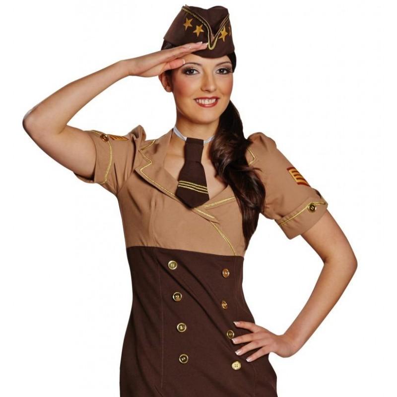 D guisement militaire femme star sister ann es 40 - Style annee 40 ...