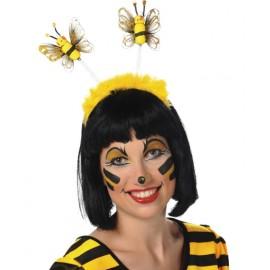 Serre-tête abeille adulte