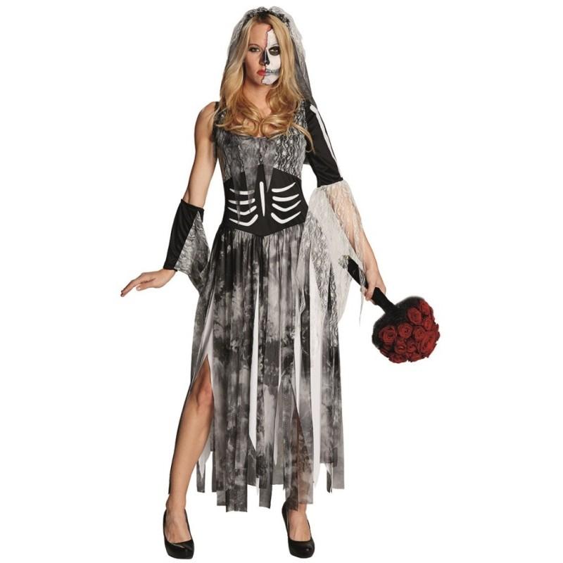 D guisement mari e zombie femme - Deguisement zombie femme ...
