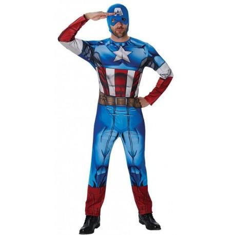 Déguisement adulte Captain America The Winter Soldier