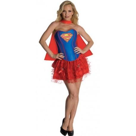 Déguisement Supergirl femme sexy