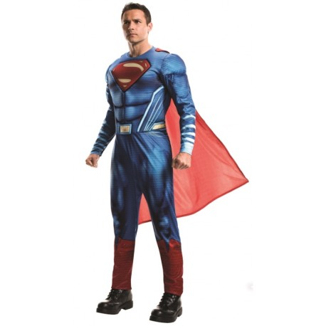 Déguisement adulte Superman Dawn of Justice luxe