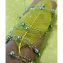 Guirlande de perles nacrées 5 M