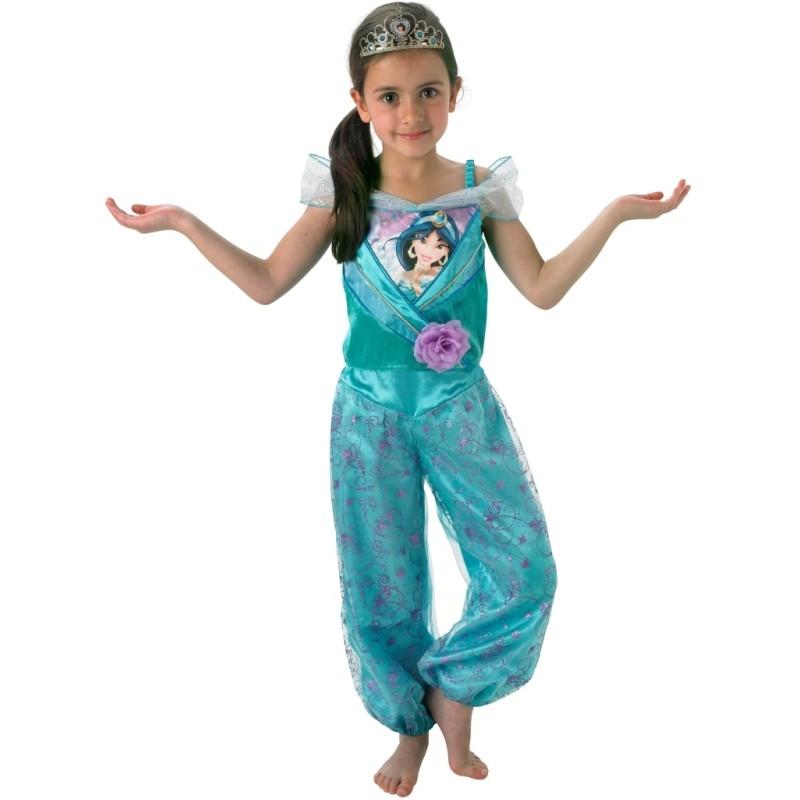 D guisement jasmine aladdin disney fille achat d guisements disney - Deguisement fille disney ...