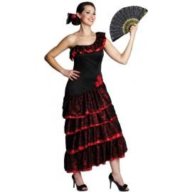 Déguisement espagnole femme
