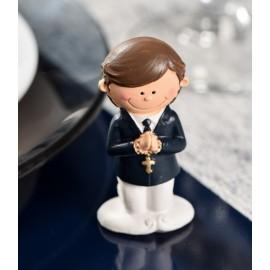 Figurine communion garçon 7 cm les 20