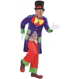 Déguisement clown Lucky homme luxe