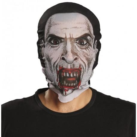 Masque vampire en tissu adulte
