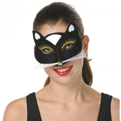 Masque chat femme