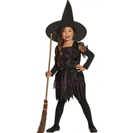 Déguisement sorcière fille