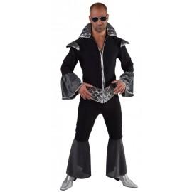 Déguisement disco king homme luxe