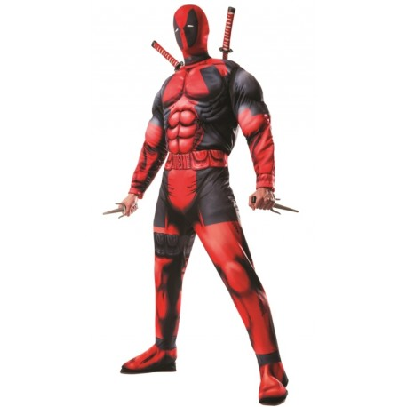 Déguisement adulte Deadpool™ luxe