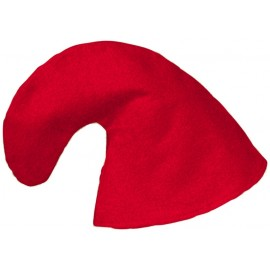 Bonnet de nain rouge adulte et enfant
