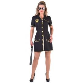 Déguisement policière femme luxe