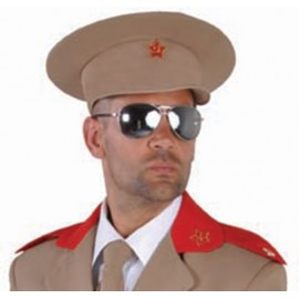 Casquette militaire russe adulte