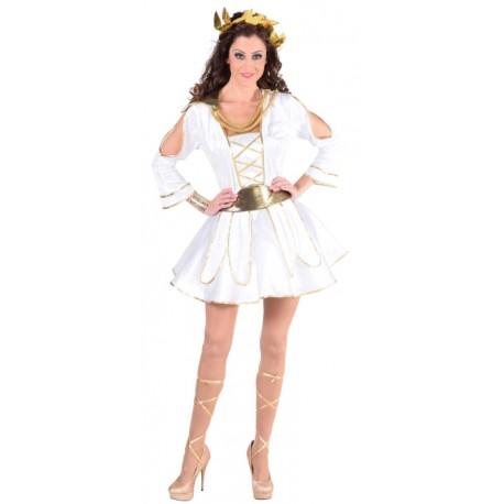 Déguisement déesse grecque femme luxe