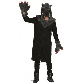 Déguisement loup homme luxe (wolf)