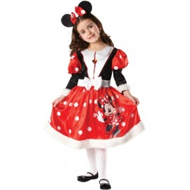 Déguisement Minnie Mouse fille Disney