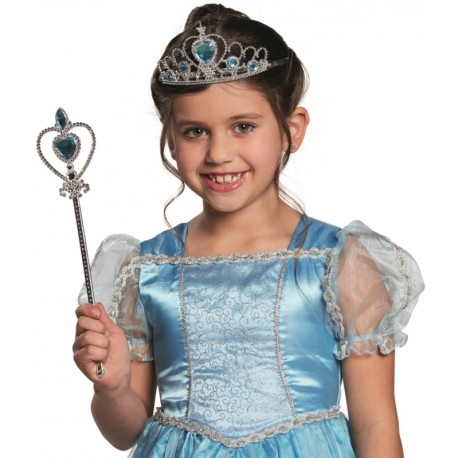 Baguette princesse coeur fille