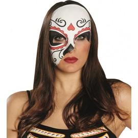 Masque La Catrina Dia de los muertos femme
