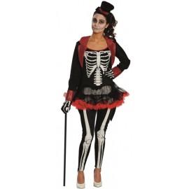 Déguisement Miss Bone jangles Dia de los muertos femme Halloween