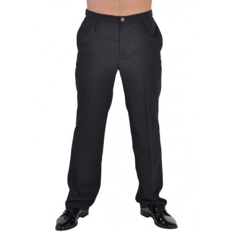 Déguisement pantalon noir homme luxe