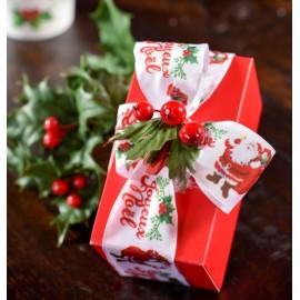 Ruban Joyeux Noël 40 mm x 5 M