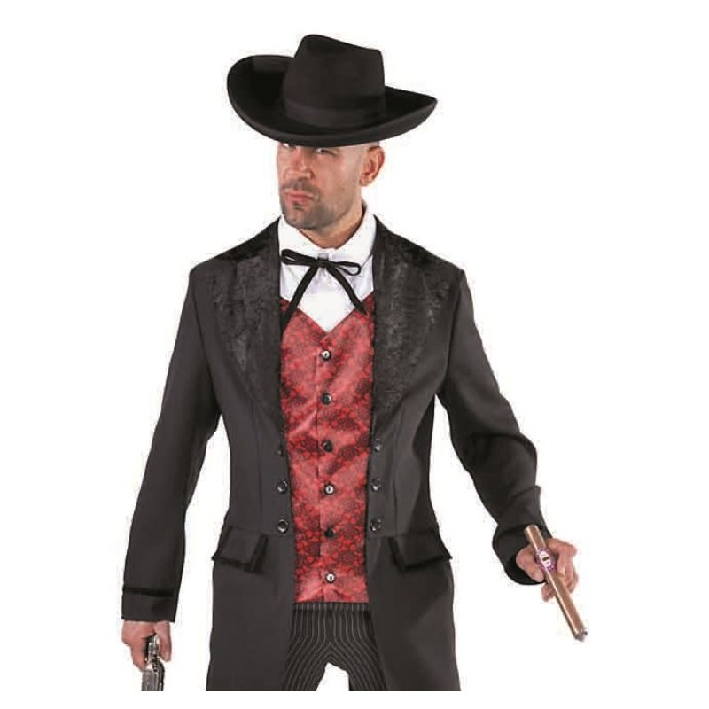 D guisement saloon lord homme western luxe d guisements western adulte - Deguisement western homme ...