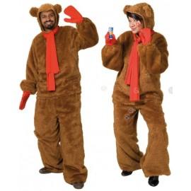 Déguisement ours (bear) adulte mixte