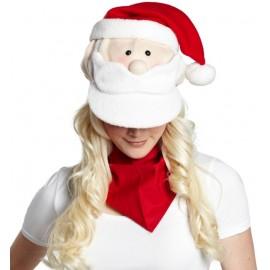 Chapeau de Père Noël adulte
