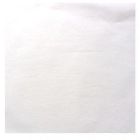 Sets de Table Carres Blanc Intisse