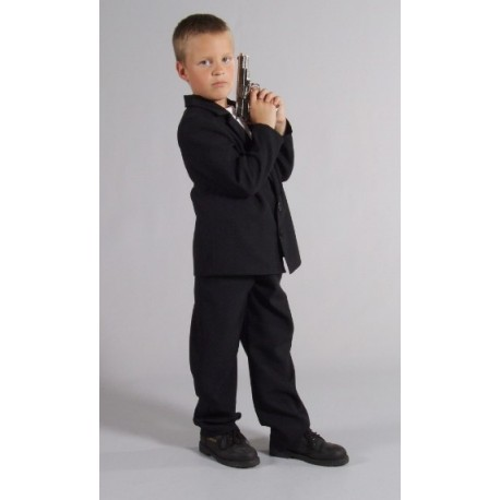 d guisement enfant james bond costume de d guisement james bond gar on. Black Bedroom Furniture Sets. Home Design Ideas