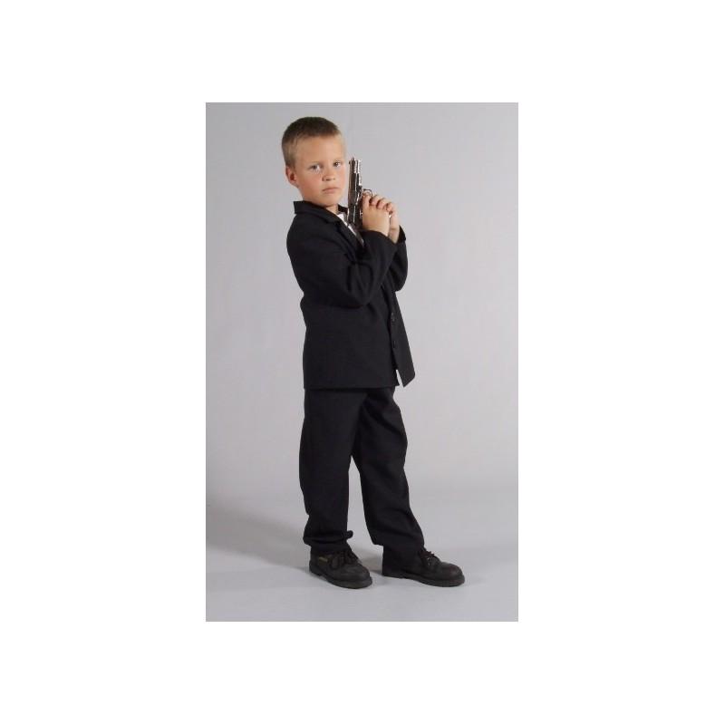 d guisement enfant james bond costume de d guisement james bond gar on. Black Bedroom Furniture Sets. Home Design Ideas