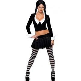 Deguisement Wednesday Addams Famille Addams Deguisements Femme