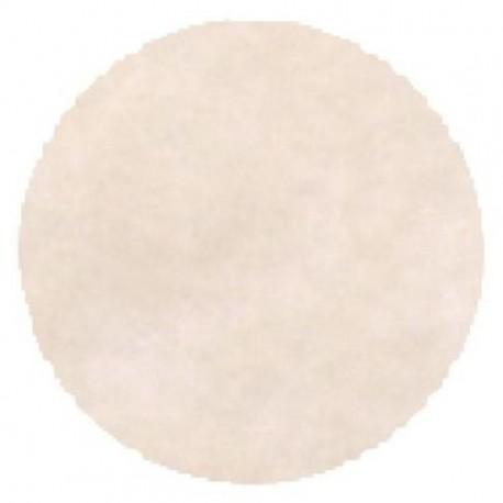 Confettis Ivoire Rond Tissu Non Tisse