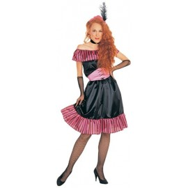 Déguisement Saloon Girl Femme