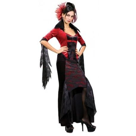Déguisement gothique femme luxe