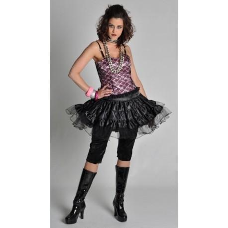 Deguisement Cindy rock star 80 s Femme