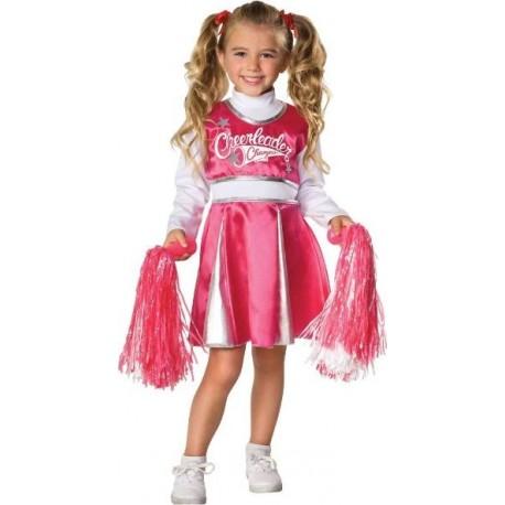 Déguisement Cheerleader Champ Enfant Fille