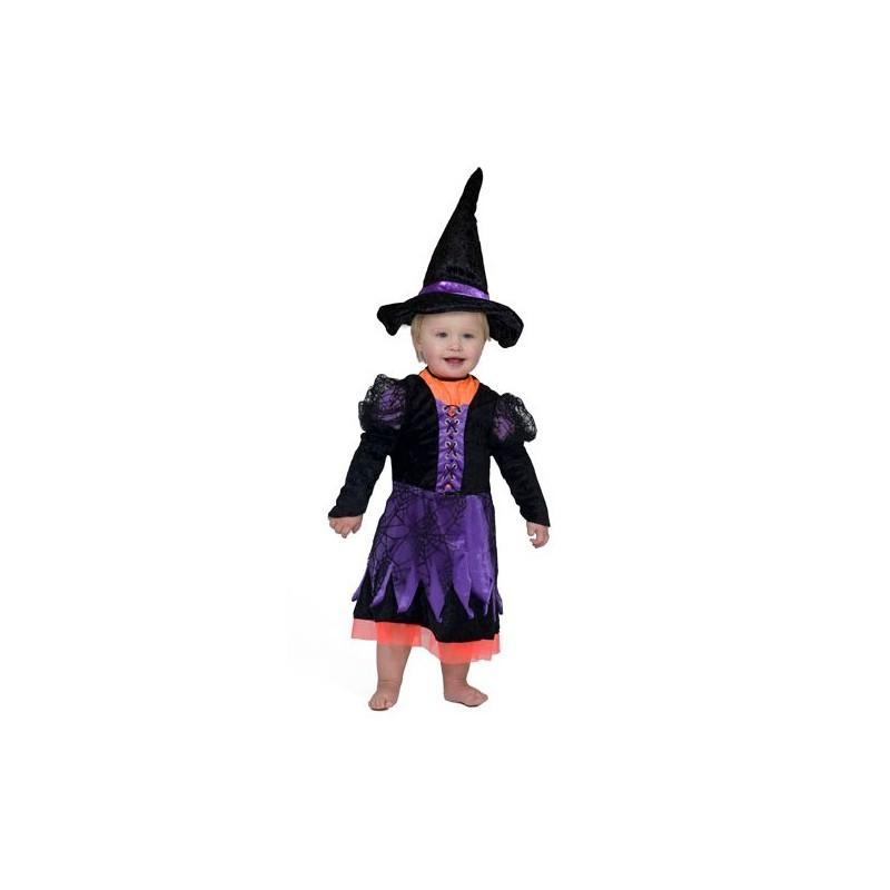 D Guisement Petite Sorci Re Fille Halloween D Guisements Halloween