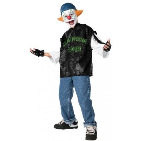 Déguisement Loco Klownz Enfant