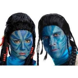 Maquillage Avatar Na'vi Adulte