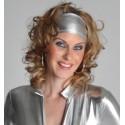 Headband Argent (Bandeau pour la Tête) Deluxe Femme