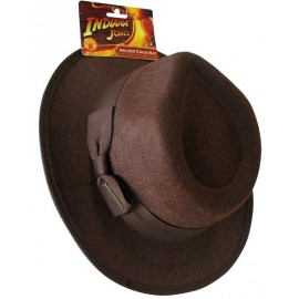 Chapeau Indiana Jones Deluxe Enfant