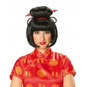 Perruque Geisha Girl Adulte