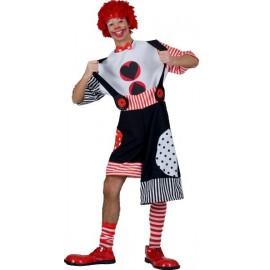 Déguisement clown adulte homme