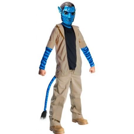 deguisement avatar jake sully enfant garcon