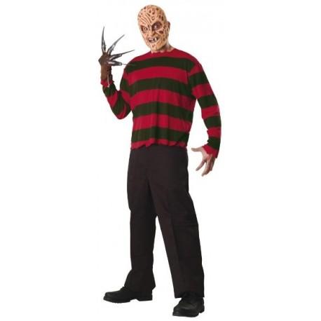Déguisement Freddy Krueger Les Griffes de La Nuit Adulte
