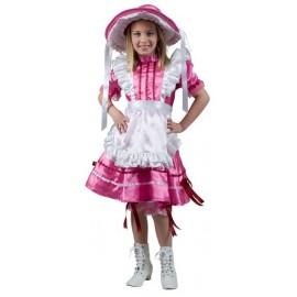 Deguisement Poupee Princesse Enfant Fille